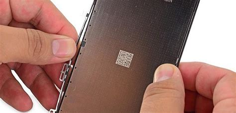 iphone  display teardown reveals  touch elements