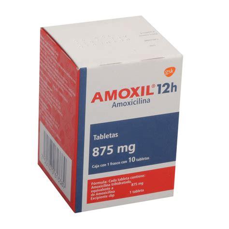 Amoxicillin 875 While Taking Detox Pils by Amoxil 875 Mg