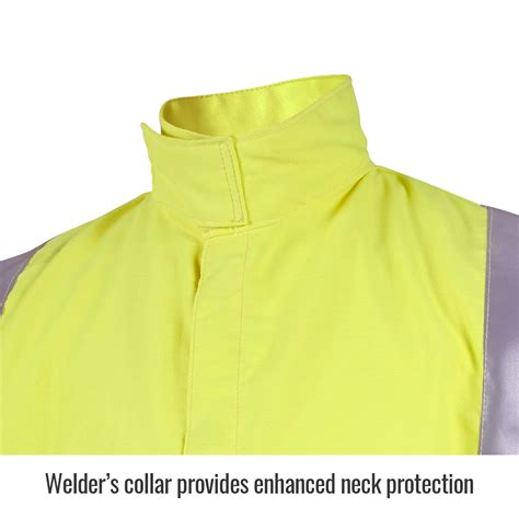 welding jacket pattern products truguard 600 hi vis class 3 high performance
