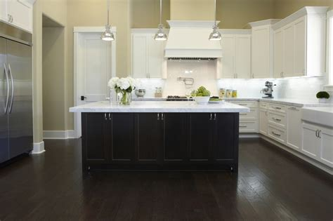 two tone shaker kitchen cabinets fautt homes kitchens two tone kitchen white shaker
