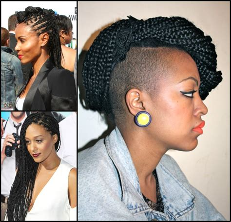 small braided hair small box braids really rock hairstyles 2017 hair