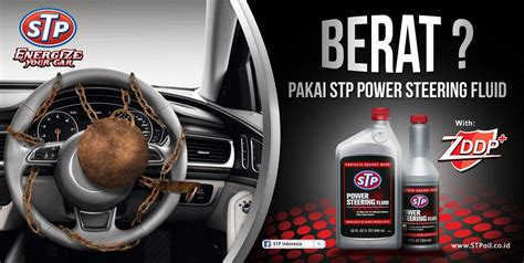 Oli Power Steering Stp 946ml 1 stp indonesia
