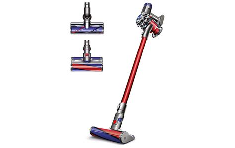 Absolute Vacuum Dyson V6 Absolute Cordless Vacuum The Awesomer