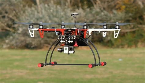 Dji F550 Hexacopter how i lost my dji f550 hexacopter on its day stuart parkinson