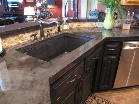 17 best images about stained concrete counter tops on