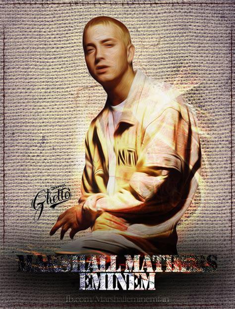 eminem poster eminem poster by ghettolife on deviantart