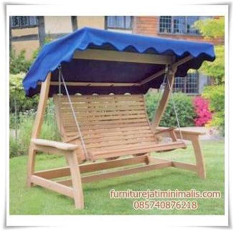 Kursi Malas Dan Ayunan Kayu Jati ayunan kayu jati ayunan kayu murah model ayunan kayu