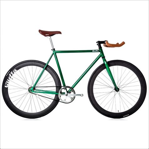 bike gear quella one 2015 racing green fixed gear bikes the bike