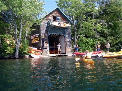 the boat house lake george recaptured youth music and outdoor fun in the adirondacks
