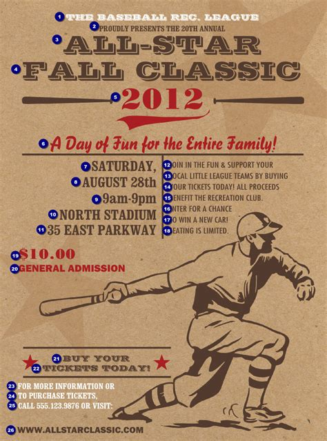 baseball fundraiser flyer template all retro baseball flyer ticketprinting