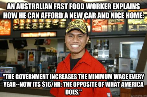 Minimum Wage Meme - helpful links and memes for upcoming assignment 2