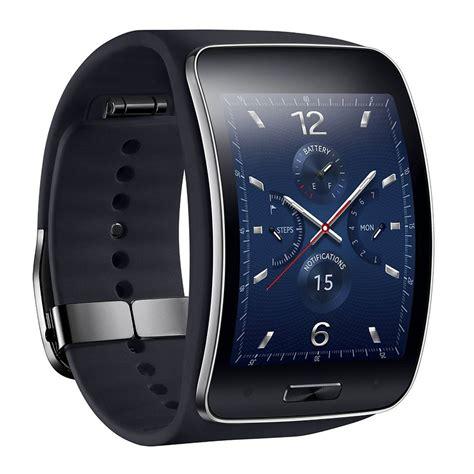 Samsung Smartwatch smartwatch samsung galaxy gear s czarny emag pl