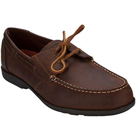 rockport s 2 eye boat shoes