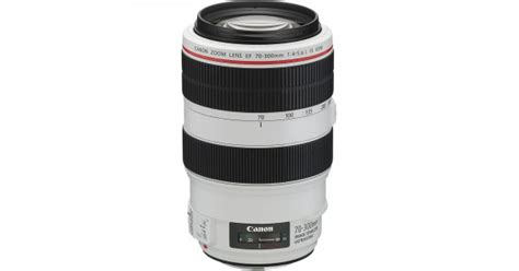 Lensa Canon Ef 300mm F40 L Is Usm canon ef 70 300mm f 4 5 6l is usm