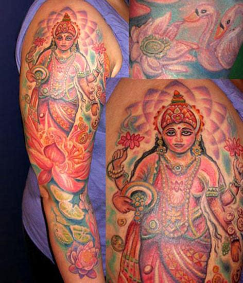lotus tattoo hindu lotus tattoos and designs page 22