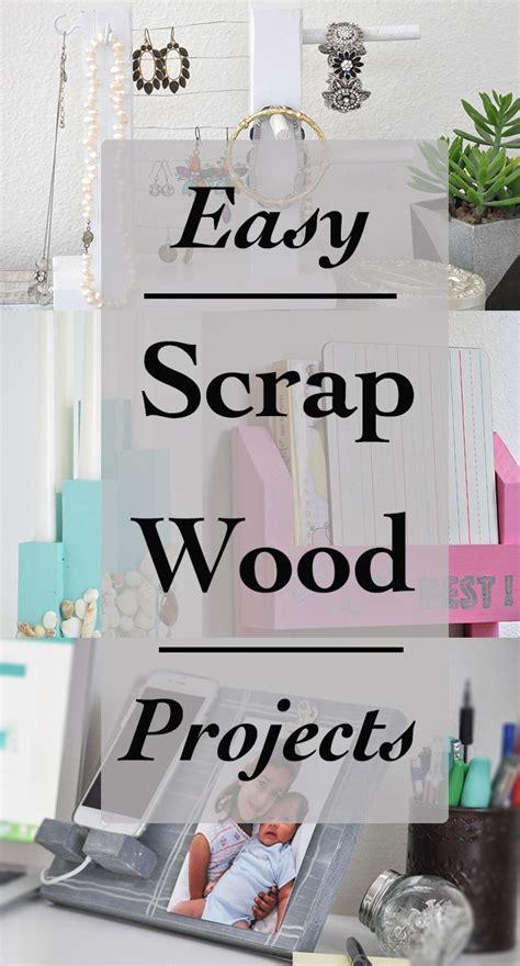 simple scrap wood projects  beginners scrap wood