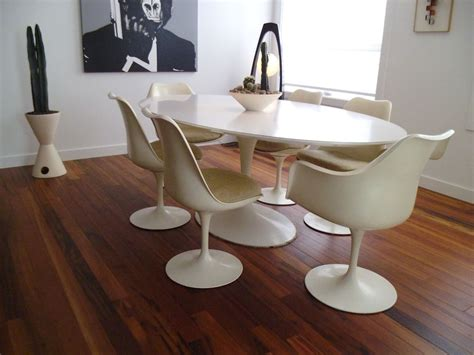 white modern dining chairs appealing vintage mid century modern furniture dining