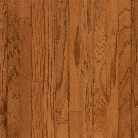 Oak Plank Flooring Bruce Oak Fall Meadow 3 8 In Thick X 3 In Wide X Random Length Engineered Hardwood Flooring