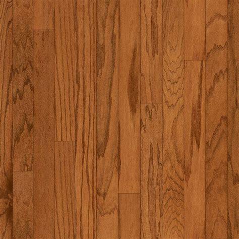 Oak Plank Flooring by Bruce Oak Fall Meadow 3 8 In Thick X 3 In Wide X Random