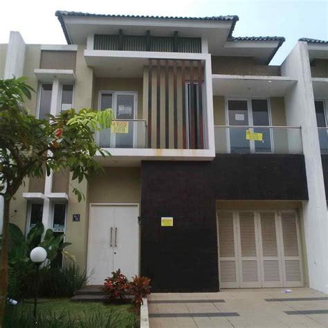 rumah dijual dijual cepat rumah minimalis 2 lantai di
