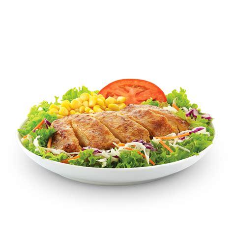 Backyard Burger Grilled Chicken Salad Grilled Chicken Salad Mcdonald S 174