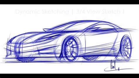 Cars 3 Sketches by How Would I Learn To Accurately Sketch Cars Quora