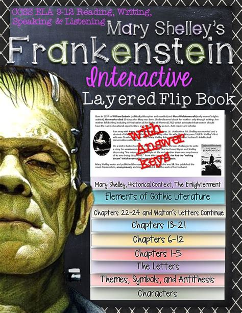 literature a review of readings on frankenstein 145 best reading and writing at halloween images on pinterest