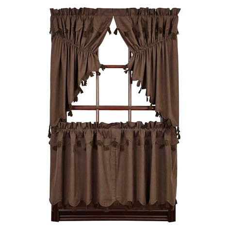 curtains 24 x 36 carrington curtain tiers 36 quot w x 24 quot l