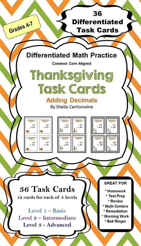 thanksgiving decimal math worksheets dozens of free thanksgiving decimal math worksheets 1000 images about