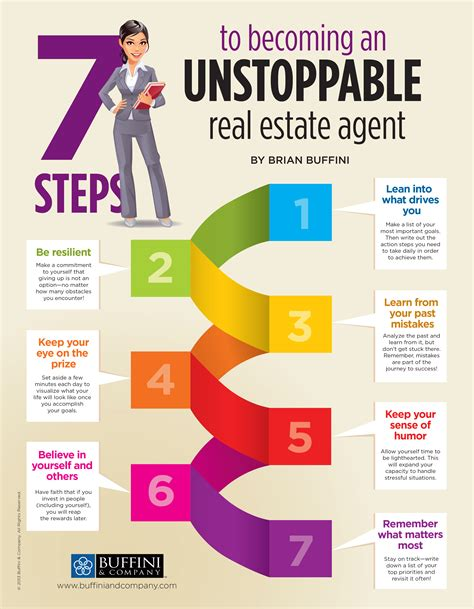 how do you become a realtor brian buffini s 7 steps to becoming an unstoppable agent