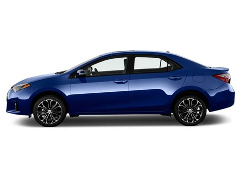image 2016 toyota corolla 4 door sedan cvt s gs side