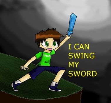 i can swing my sword minecraft icanswingmysword explore icanswingmysword on deviantart
