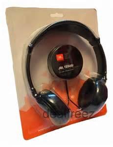 Headphones T250 Original Jbl T250 Si On Ear Headphone Headset 3 5mm Gold