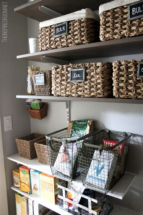 Kitchen Open Shelves Ideas by 65 Ingenious Kitchen Organization Tips And Storage Ideas