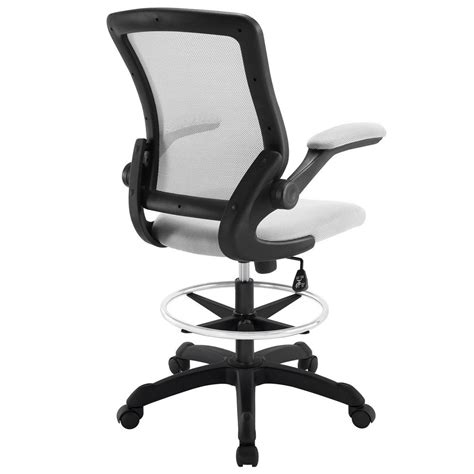 drafting height desk chair vee drafting counter bar height office task chair in many