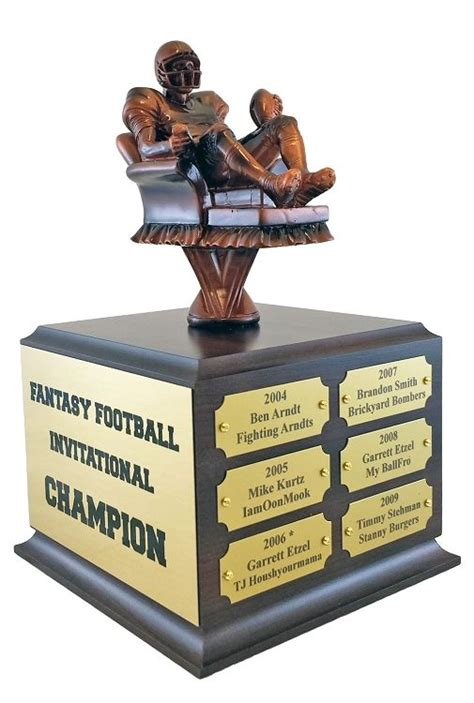 what is an armchair quarterback 17 best ideas about perpetual trophy on pinterest