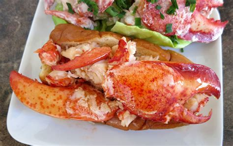 recipe lobster roll lobster rolls recipe dishmaps