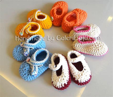 Booties Rajut Baby Grow Kaos Kaki Bayi sepatu bayi rajut handmade babies crochet shoes ibuhamil