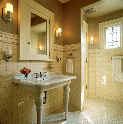 1930s bathroom tile 1920 s arts and crafts bathroom