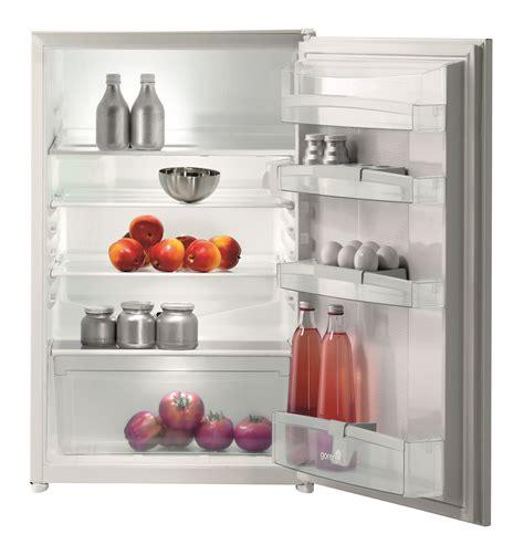 kühlschrank integrierbar einbau k 252 hlschrank integrierbar ri4092aw gorenje