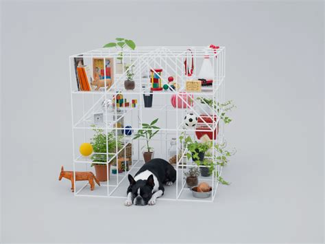 designer dog houses 7 pet palaces designer dog houses and boltholes for birds