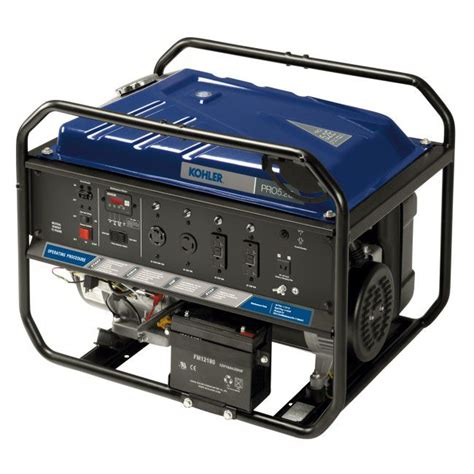 general info on portable generators and electric