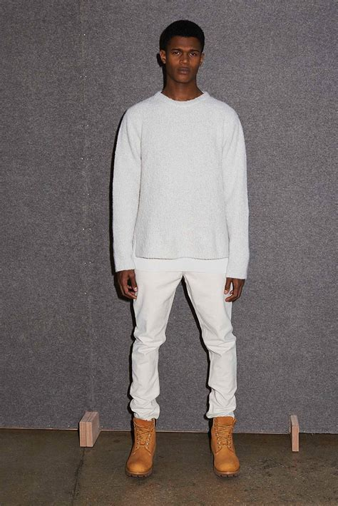 Gq 61509 White Sale Special Event kanye west debuted the second collection of the a p c x kanye for fall winter 20141966 magazine