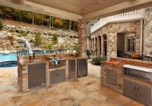 design backyard kitchen outdoor