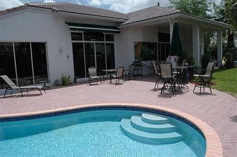 U Shaped House Plans With Pool In Middle swimming pool cost vs value is it just a big pain in the