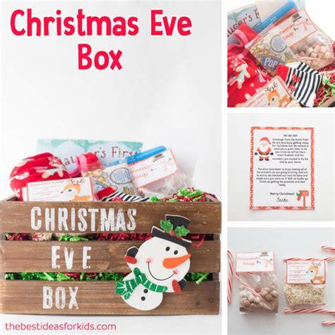 ideas xmas eve box christmas eve box diy ideas and free printables