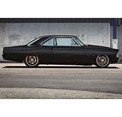 SEMA Bound 1967 Chevrolet Nova Showcases Turbocharged