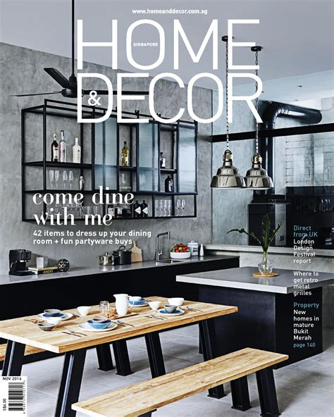 design magazine in singapore home decor singapore