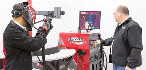 using reality welding to evaluate and welders the fabricator