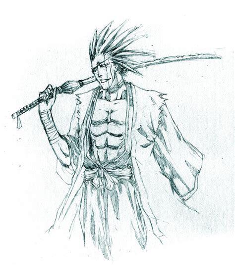sketch book of washington irving zaraki sketch by irving zero on deviantart